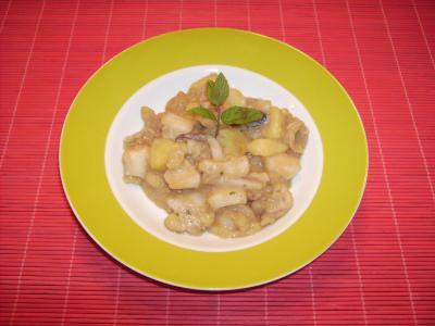Sepia con patatas