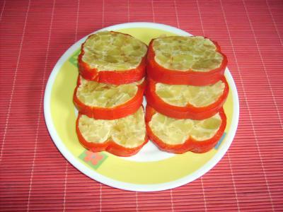 Pimientos rellenos de tortilla (Chefo)