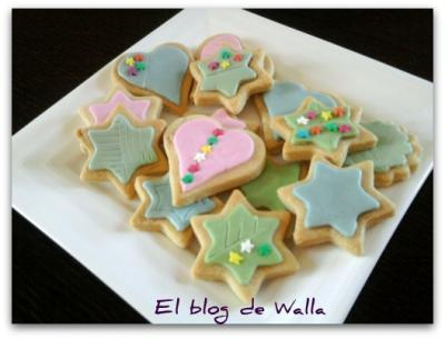 Otra de galletas decoradas!!